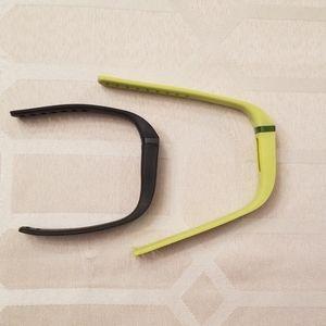 Fitbit Flex accessory bands.